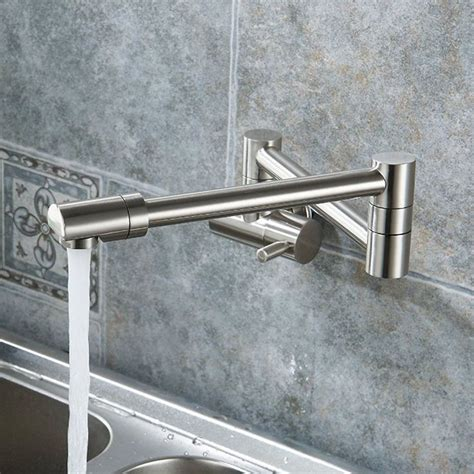 kitchen pot filler faucets best 25 pot filler ideas on sink in island