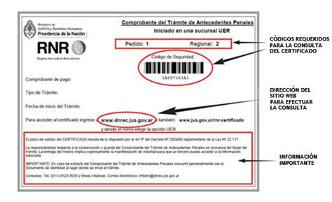 antecedentes no penales df 2014 antecedentes penales en argentina viajar a argentina hoy