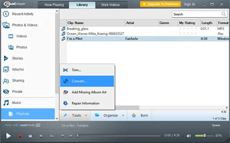 download realplayer mp3 converter guide on how to convert realplayer audio to mp3 in windows
