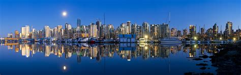 panoramic wallpaper for windows 10 vancouver full hd wallpaper and background image