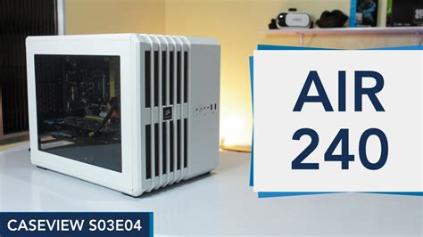 gabinete cubo gabinete cubo corsair air 240 review an 225 lise pt br