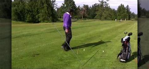 flat golf swing fix golf how tos 171 golf wonderhowto