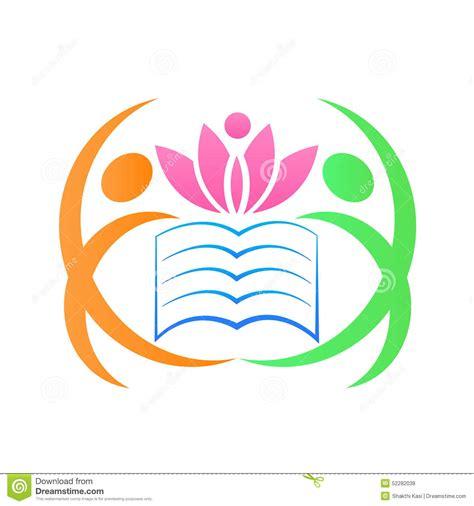 Design A School Logo Free | school logo stock vector illustration of open literature