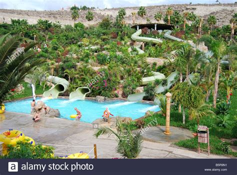 theme park tenerife waterslide siam park water kingdom theme park costa