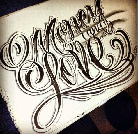lowrider tattoo lettering custom lowrider script pictures to pin on pinterest