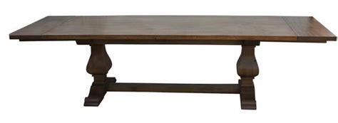 anaheim reclaimed wood extension dining anaheim reclaimed wood extension trestle dining table mortise tenon