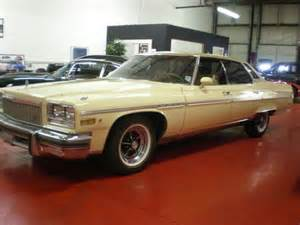 1976 Buick Electra 225 Sell Used 1976 Buick Electra 225 Limited Sedan 4 Door 7 5l