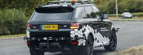 jaguar land rover 2020 vision jaguar land rover gives invictus competitors a