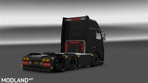 volvo trucks sweden volvo fh12 580 sweden mod for ets 2