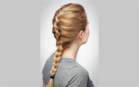 how to do french braids quickly how to do french braids quickly