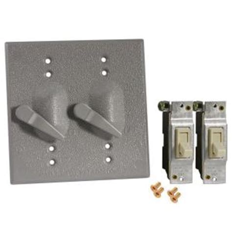 Outdoor Light Switch Cover Control For Outdoor Ceiling Fan And Light Doityourself
