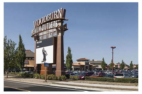 woodburn outlet coupons oregon