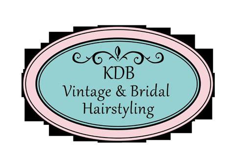 vintage wedding hair west midlands kdb vintage bridal hairstyling mobile hairdresser in
