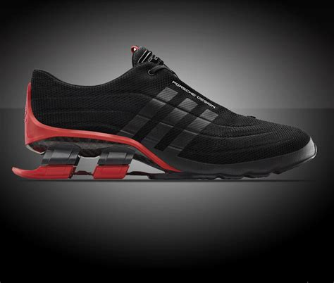 porsche shoes porsche bounce s4 running shoes with car style suspension