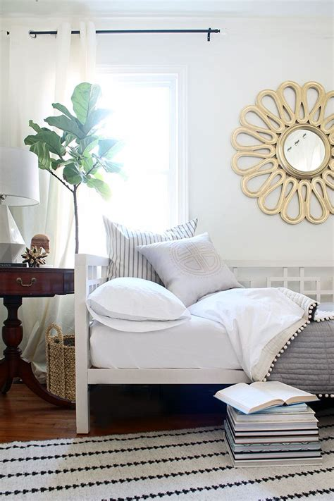 office daybed combine a guest bedroom and home office in style day bed