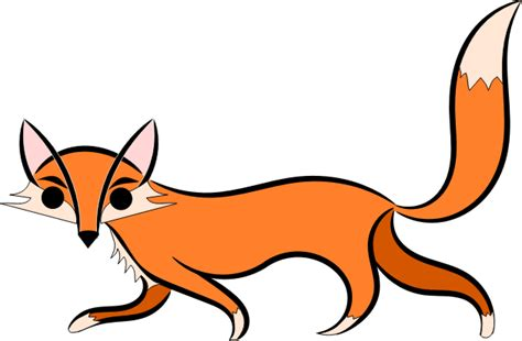 Free Clipart Fox free to use domain fox clip