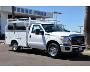 Ford Utility Truck 2016 Ford F 250 Service Utility Truck For Sale Mesa