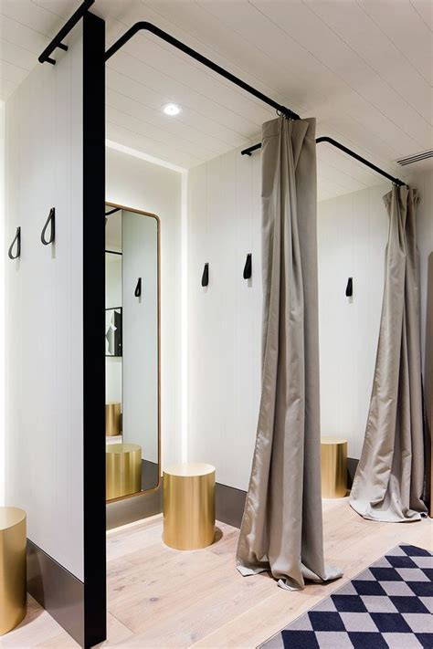 Shopping At The Bridal Bar by Retail Store Seed Has New Monochromatic Design Indesign