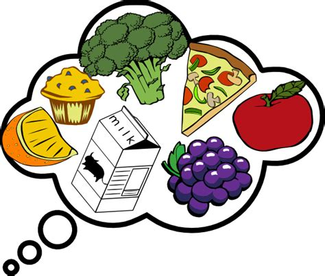 clipart food food for thought clip at clker vector clip