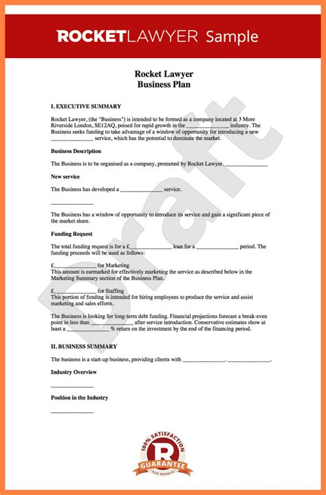 partnership business plan template 9 business partnership sle bussines