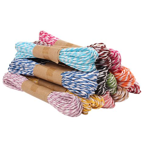 Twisted Craft Paper - 10m diy twisted paper raffia craft favor gift wrapping