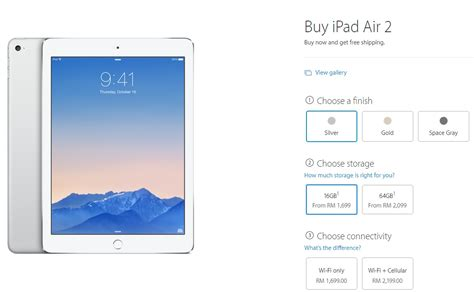 air 2 gets a price drop in malaysia now from rm1 699 lowyat net