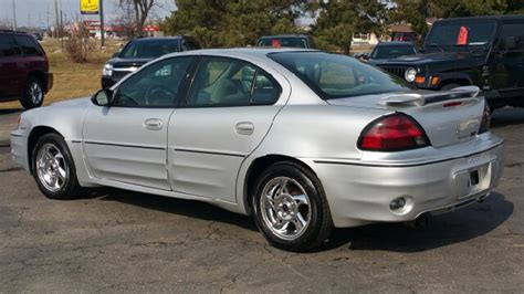 2003 pontiac grand am gt 2003 pontiac grand am gt 4dr sedan in lapeer mi thompson