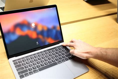 Laptop Apple Touchscreen the new mac vs pc war is all about touch the verge