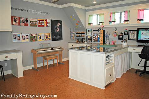 ikea craft room furniture studio design gallery