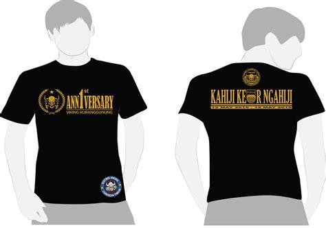 Tshirt T Shirt T Shirt Kaos Insight A7411 vkg squad riweuh on quot desain kaos anniversary 1st korwil kubanggunung https t co