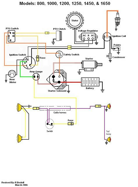 wiring diagram for cub cadet model 1330 php wiring