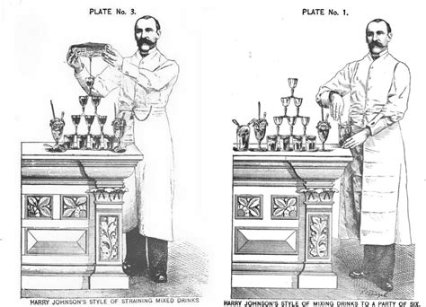 new and improved bartender s manual or how to mix drinks of the present style and containing a valuable list of and hints of the author with a complete list of bar german edition books how to build a cocktail visualized