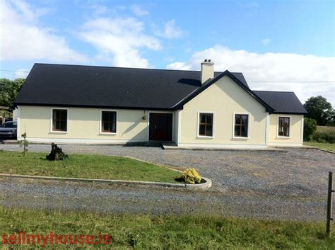 Bungalow House Plans Ireland Tawnylough Bungalow Country House For Sale In Claremorris Privately By Owner