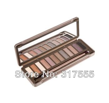 Original 100 Eyeshadow Palette Color E018 100 original brand nake 12 color professional nk2 eye