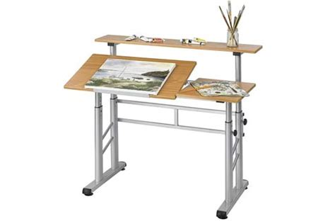 Safco Split Level Drafting Table 10 Best Portable Drafting Tables For Design Craft Drawing In 2017