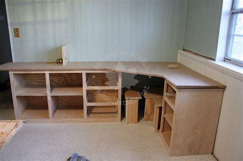 built in corner desk 1000 images about built in desk bookshelf on