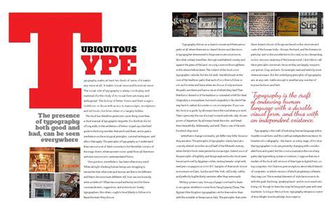 typography magazine the fidm fashion institute of design merchandising