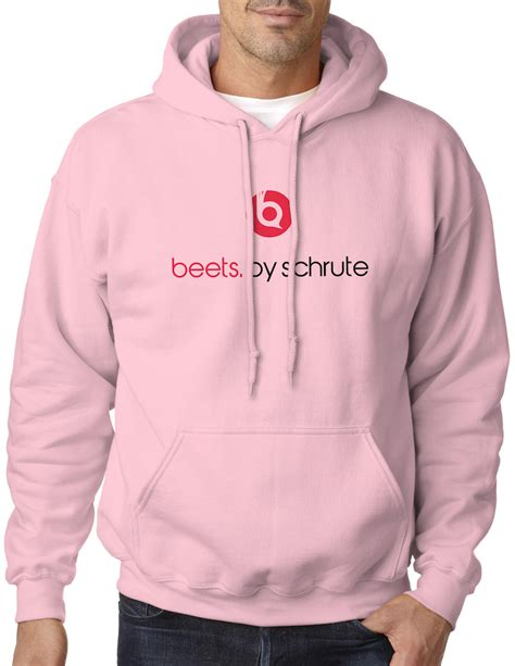 beets by schrute hoodie dwight the office apparel beet farm dr dre ebay