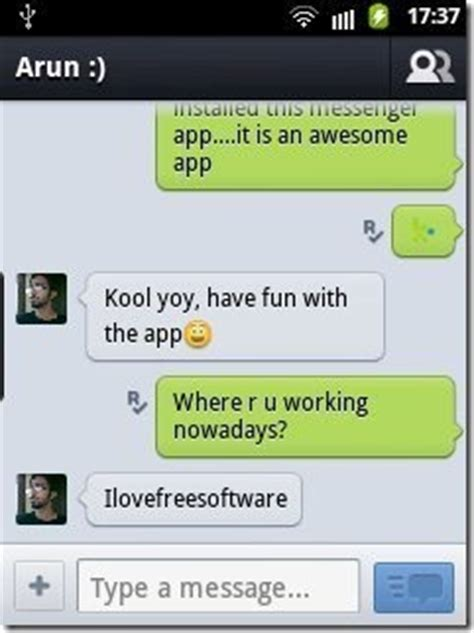 Kik Messenger Search Kik Messenger App For Android