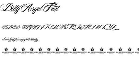 8 billy argel font alphabet images free billy argel