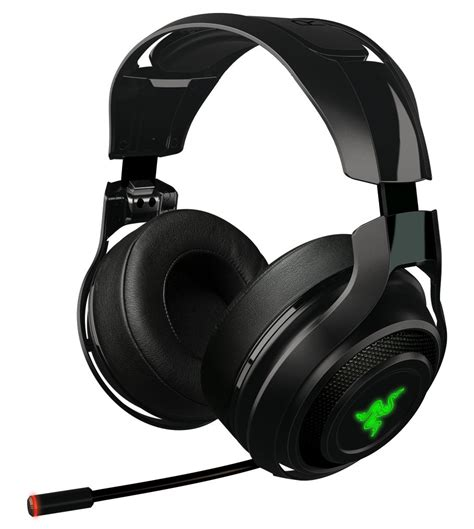 Headset Gaming Razer razer introduces the mano war wireless gaming headset www hardwarezone sg