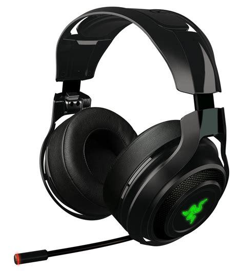 Headset Gaming War Razer Introduces The Mano War Wireless Gaming Headset
