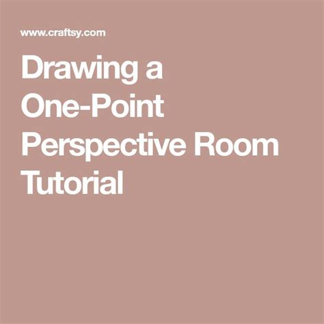 1 point perspective room tutorial best 25 one point perspective room ideas on