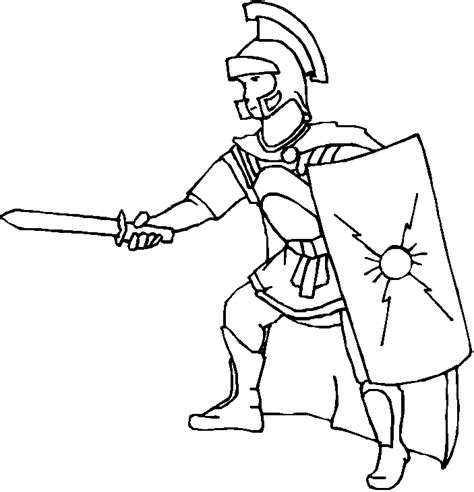 printable roman images faith of the centurion coloring page 2015 discipleland