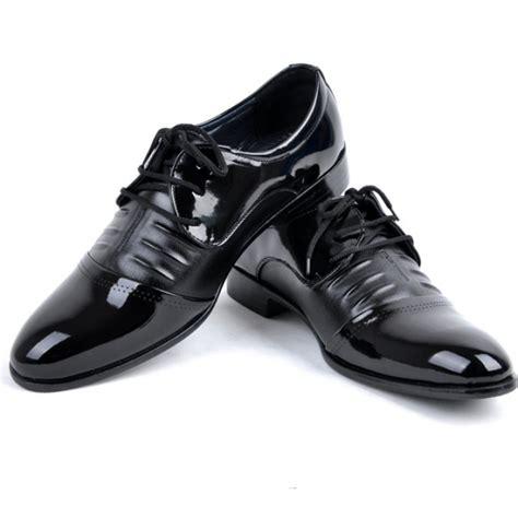 Sepatu Fashion Import Axb01 sepatu kerja pria import