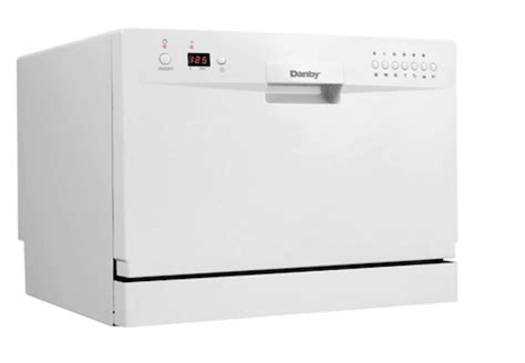 Danby Ddw611wled Countertop Dishwasher by 25 Best Portable Dishwashers For Apartments 2017 Best