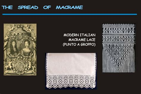 History Of Macrame - macrame news