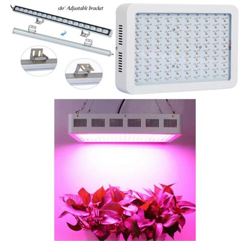 best led hydroponic lights top 15 best led grow lights the heavy power list heavy com
