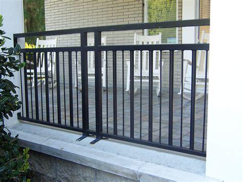 Orleans Patio Furniture Exterior Railing Metal Fabrication Aluminum Fabrication