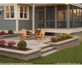 Retaining Wall Patio Design 25 Best Raised Patio Ideas On Retaining Wall Patio Wood Retaining Wall And Deck Cost